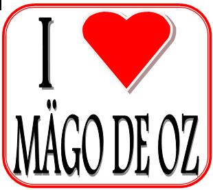 I love mago de oz